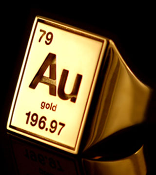 Presentation name on emaze golds symbol is au in the the periodic table its atomic number is 79 its atomic weight is 19667 urtaz Images